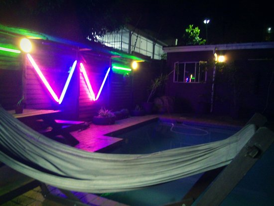 Tekweni Backpackers Hostel : Awesome spot to chill in the evenings