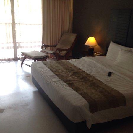 Samaya Bura: Unser Sehr Großes Und Geräumiges Zimmer. 1 Großes Bett Und 2  Extra