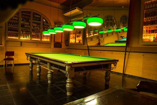 Snooker Barcelona