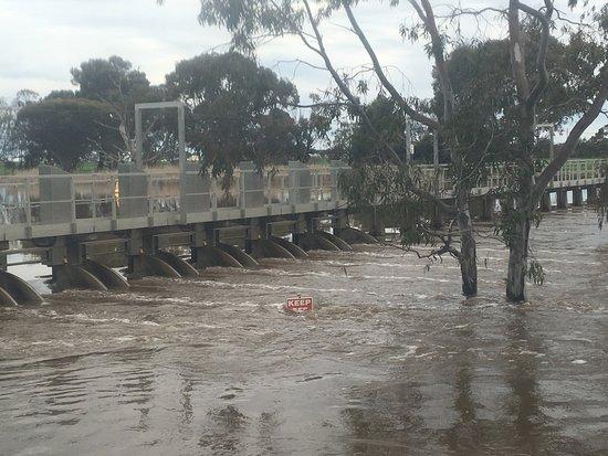 Horsham, Australia: After recent floods