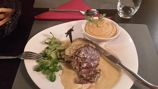 Ta img 20161007 130142 picture of l 39 auberge for Auberge des 7 plats