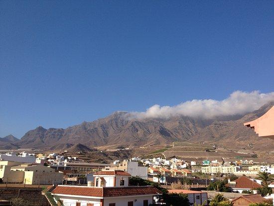San Nicolas, Hiszpania: Vista montañas