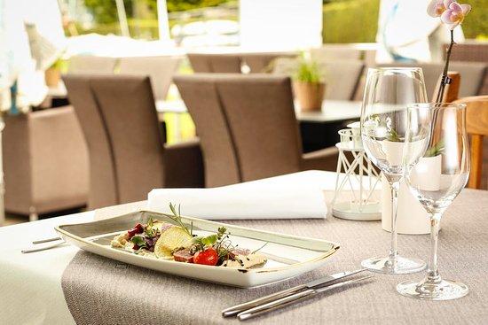 Exzellente Küche direkt am Tegernsee - Bild von Restaurant ...