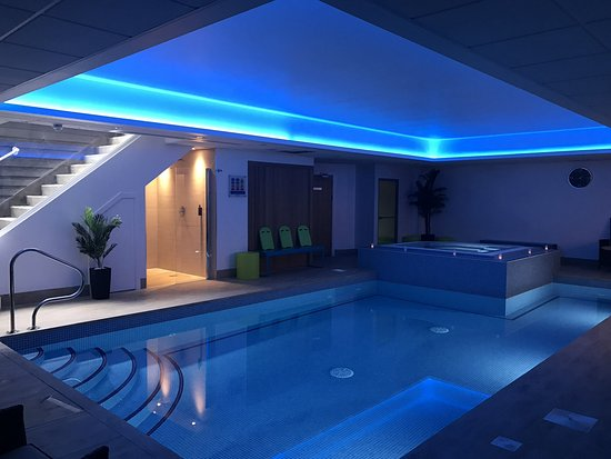 Orsett, UK: Spa pool