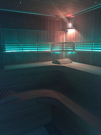 Orsett, UK: Sauna