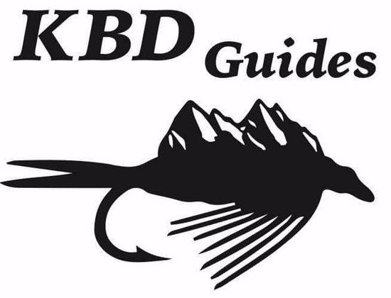 Whittier, NC: KBD Guides Logo