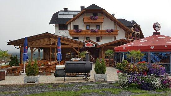 Sankt Margarethen im Lungau, Oostenrijk: Patio