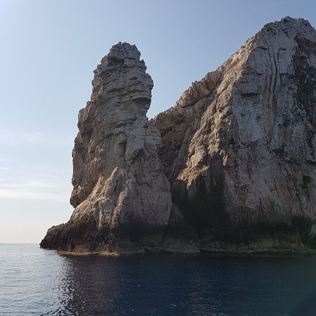 The Andrea Jensen Boat Trip: Spectacular view from Andrea Jensen