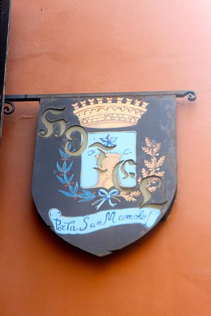 Hotel Porta San Mamolo: Entrance