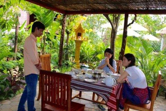 Golden Temple Villa Hotel Siem Reap
