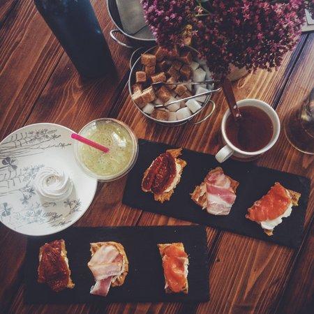 Sugar Bakeshop: завтрак