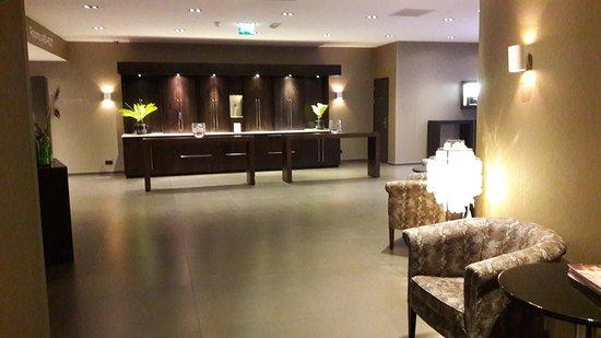 Sassenheim, Países Bajos: Lounge / réception