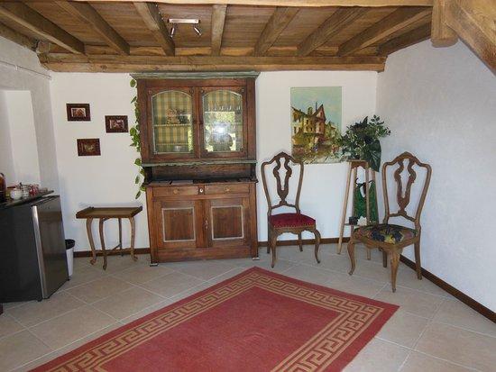 Trie-sur-Baise, France: Eingangsbereich