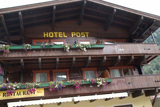 Hotel Post Fusch Foto