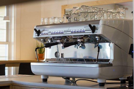 Bromont, Canadá: Café 1792