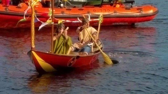 Athlone, Irlandia: Viking Ship Cruises