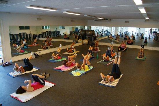 Salle Musculation Et Fitness Photo De Camping La Baume