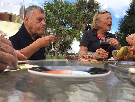 Harbor Hills Country Club: Unter Freunden