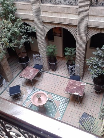 Riad Hotel Assia: nice decor