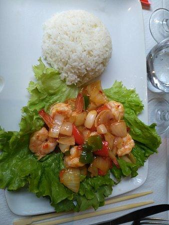 Restaurant Rue Arago