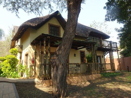 Chobe Marina Lodge Bild