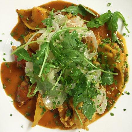 St. Catharines, كندا: House made ravioli
