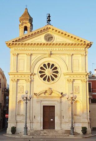 Мола-ди-Бари, Италия: La stupenda facciata!
