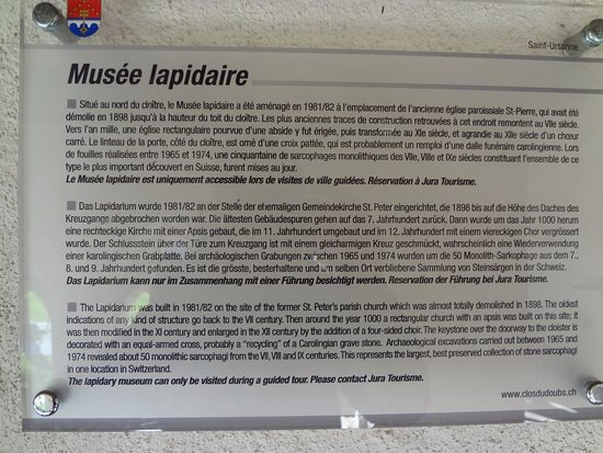 Musee lapidaire