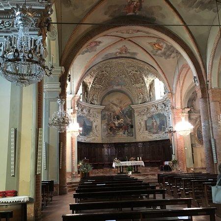 San Damiano d'Asti, Ιταλία: Interno San Vincenzo