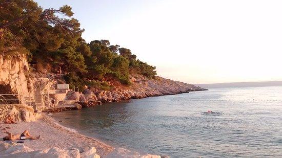 Aparthotel Park Osejava : praia a dois minutos do hotel