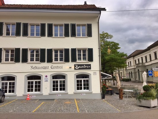 Wil, Schweiz: Restaurant Barcelona ehem. Central