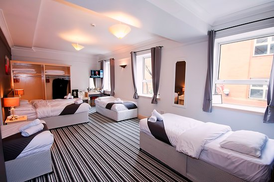 Bedroom Picture Of The Boutique Hotel Limerick