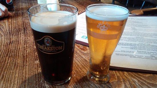 Malpas, UK: Good drinks!