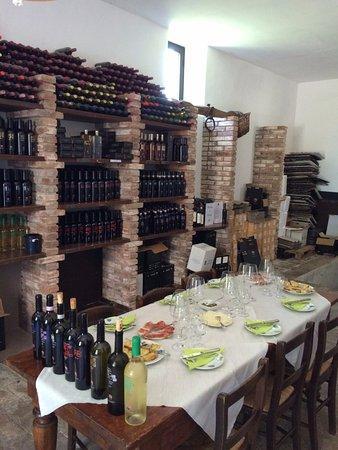 Villa Acquaviva: momenti di degustazione