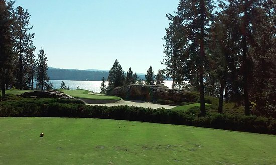 ‪Coeur d'Alene Resort Golf Course‬