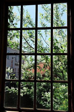 Lund, Suecia: Window with a view