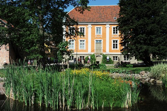 Lund, Suecia: View from the pond