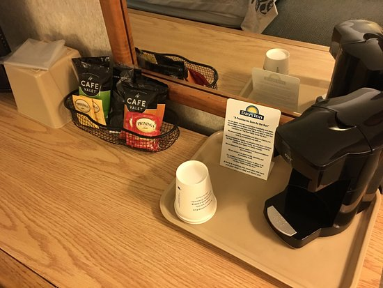 Campton, NH: Coffee Maker
