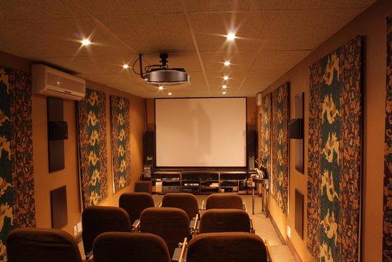 Villa Lugano Guesthouse: Conference Room