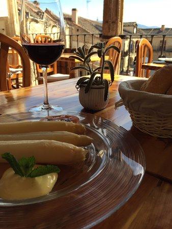 Restaurante restaurante la posada de don mariano en - El yantar de pedraza ...