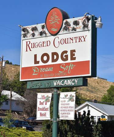 Foto de Rugged Country Lodge