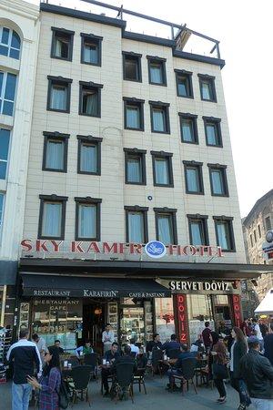 Mitten Im Leben Picture Of Sky Kamer Boutique Hotel Istanbul