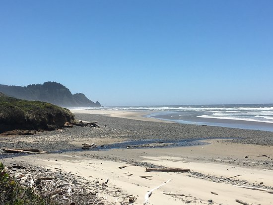 Siuslaw National Forest: wild deserted scenes