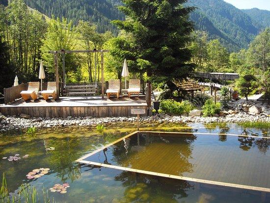 Hotel Quelle Nature Spa Resort: Laghetto naturale