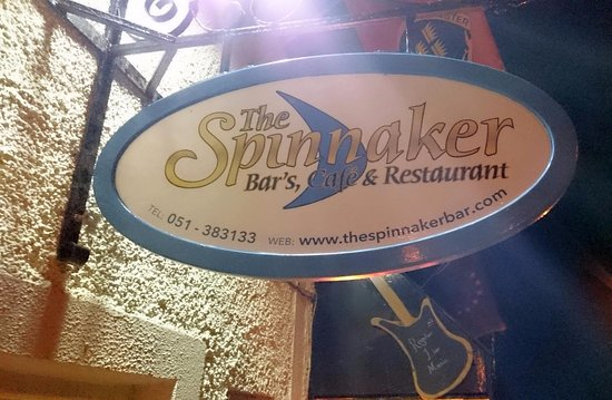 The Spinnaker Bars and Cafe in Dunmore East