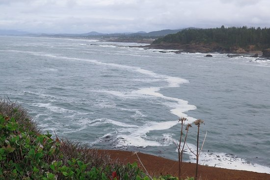 Depoe Bay, OR: Roll on...