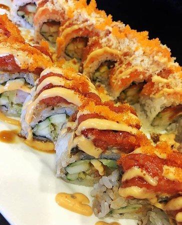 Little madfish fremont omd men om restauranger for Mad fish restaurant