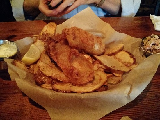 The bar picture of the velo fellow greenville tripadvisor for Eds fish and chips