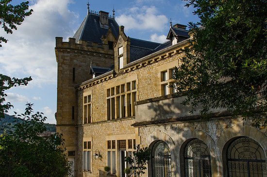 Chalabre, France: Chateau Terreblanche