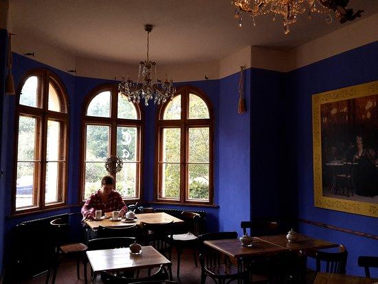 Die Schöne Atmosphäre Im Cafe Repin Bild Von Cafe Repin Potsdam
